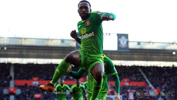 Sunderland Jermain Defoe Premier League