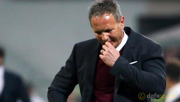 AC Milan sack coach Sinisa Mihajlovic
