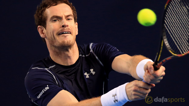 Andy Murray Tennis ATP