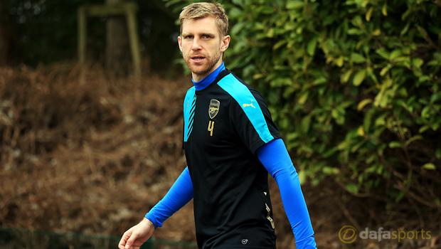 Arsenal Per Mertesacker