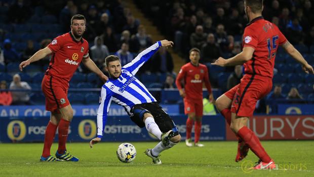 Blackburn Rovers Grant Hanley