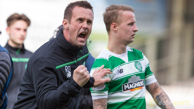 Celtic manager Ronny Deila Scottish Cup Semi-final