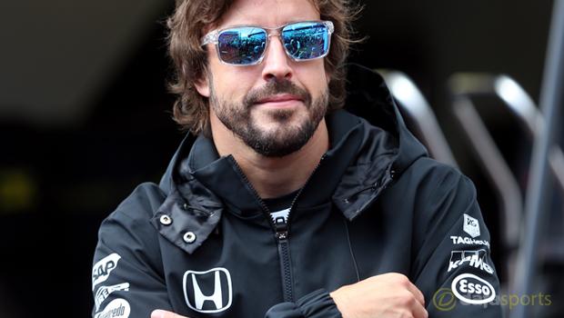 F1 McLaren expect Fernando Alonso