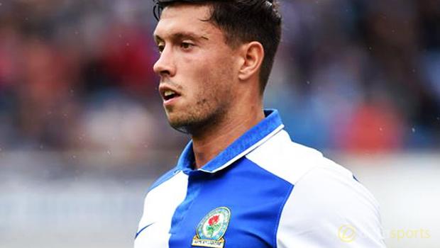 Jason Lowe Blackburn Rovers