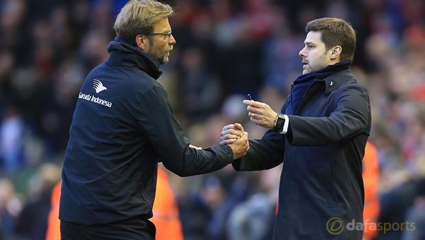 Liverpool v Tottenham Hotspur Mauricio Pochettino