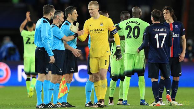 Paris Saint-Germain v Manchester City