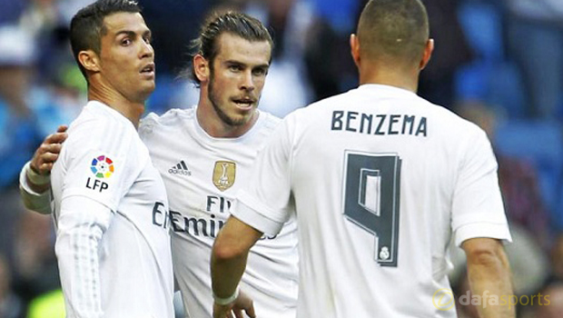 Real Madrid Gareth Bale La Liga