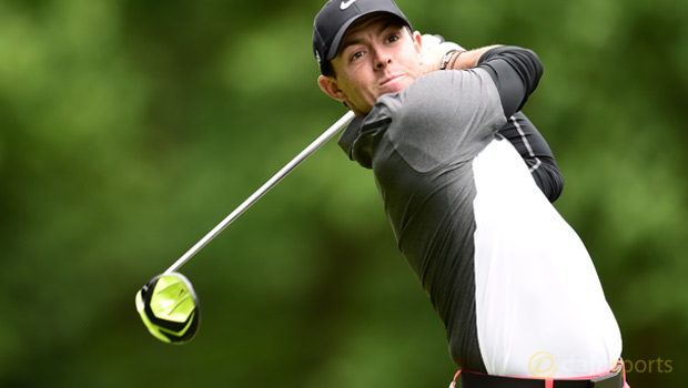 Rory McIlroy Masters at Augusta National
