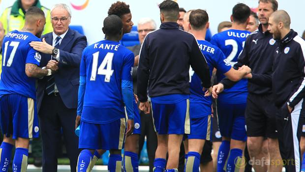 Southampton v Leicester City Claudio Ranieri