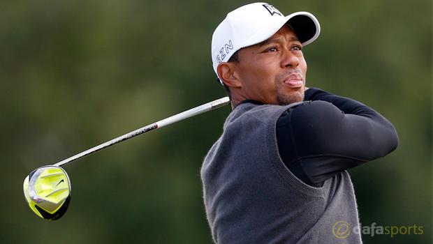 Tiger Woods US Ryder Cup