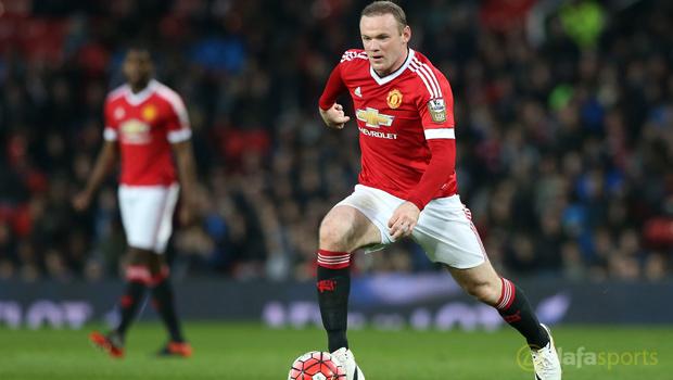 Wayne Rooney FA Cup quarter-final