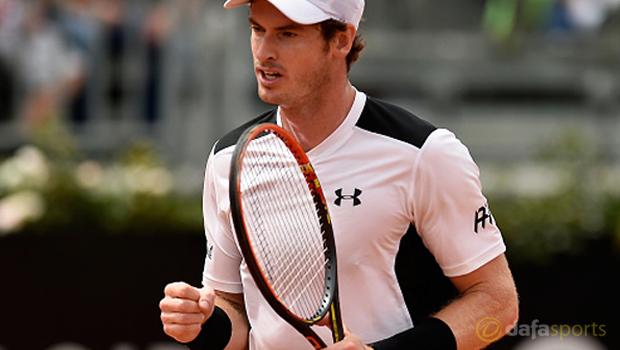 Andy Murray Tennis Queen Club