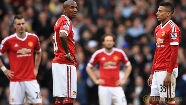 Ashley Young Manchester United FA Cup