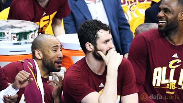 Cleveland Cavaliers guard Dahntay Jones suspended NBA
