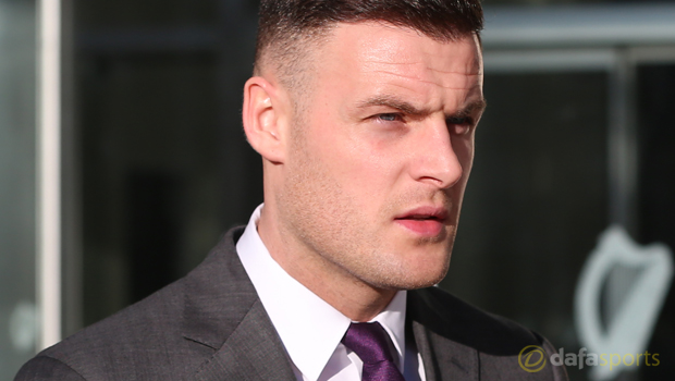 Footballer Anthony Stokes Celtic