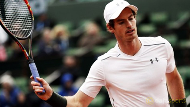 French Open 2016 Andy Murray