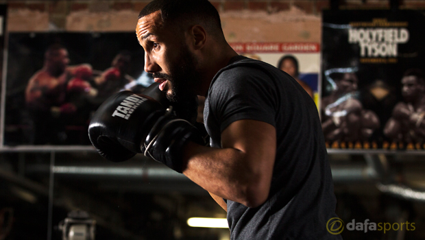 James DeGale Boxing