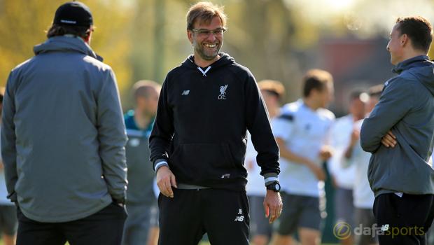 Jurgen Klopp Liverpool manager