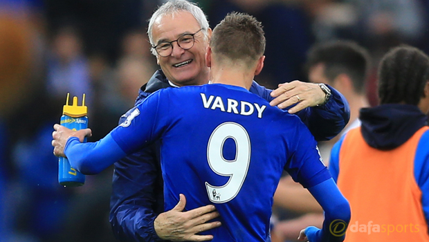 Man United 1-1 Leicester City Claudio Ranieri