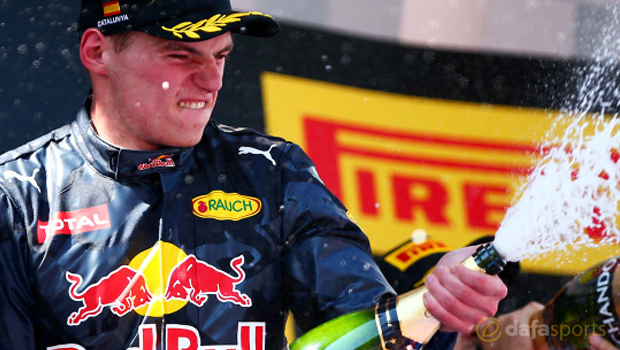 Max Verstappen Spanish Grand Prix F1 Red Bull