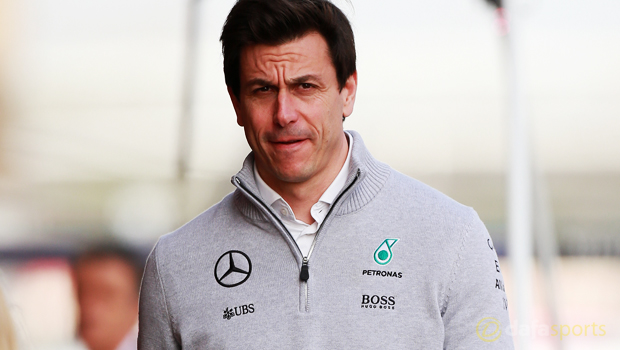 Mercedes chief Toto Wolff F1