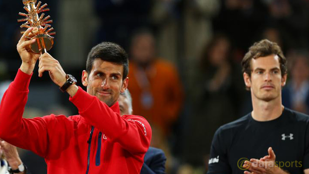 Novak Djokovic v Andy Murray Madrid Open