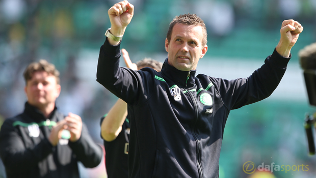 Ronny Deila Celtic boss Scottish Premiership