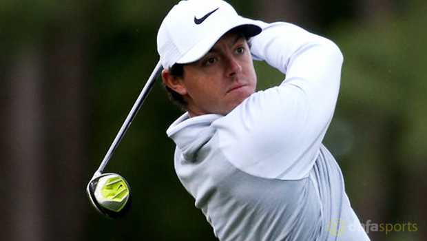 Rory McIlroy Golf Olympic tournament
