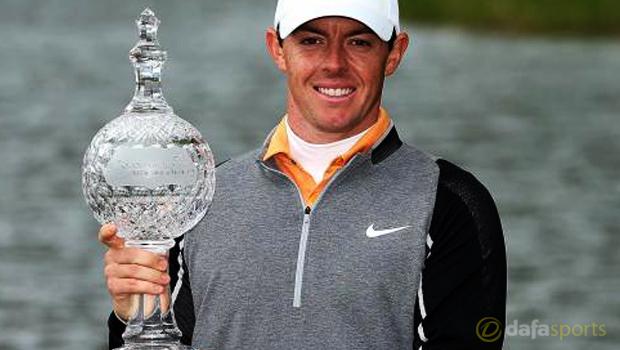 Rory McIlroy Irish Open Golf