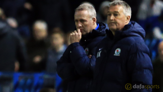 Rovers boss Paul Lambert