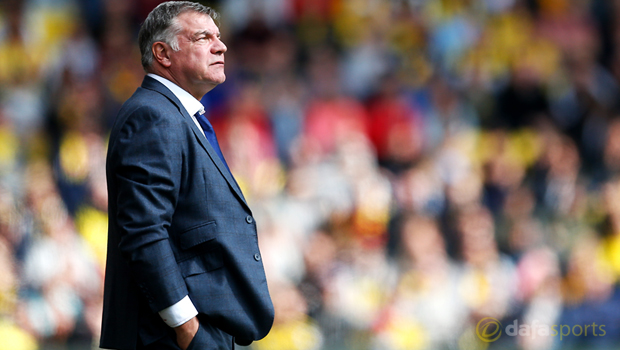Sunderland bossr Sam Allardyce