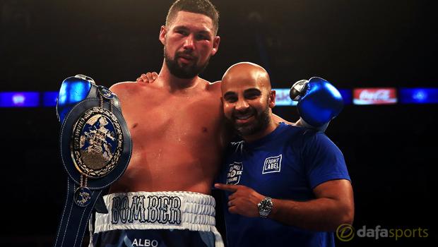 Tony Bellew v Ilunga Makabu Boxing