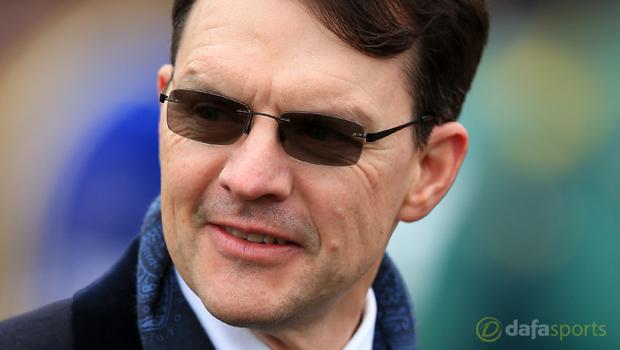 Trainer Aidan O Brien Horse Racing