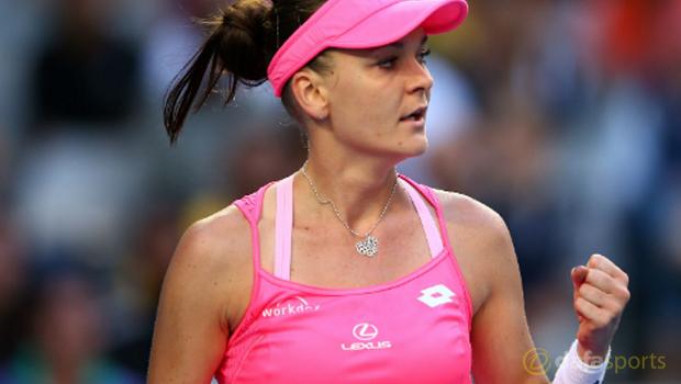 Agnieszka Radwanska Tennis AEGON Classic