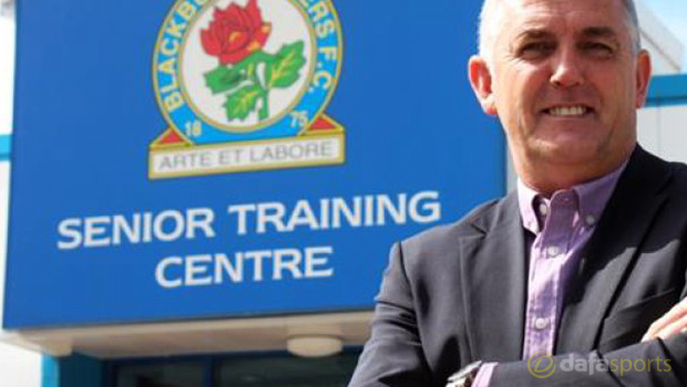 Blackburn Rovers boss Owen Coyle