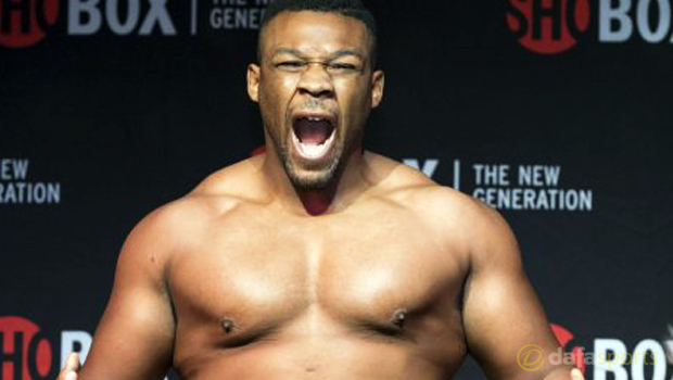 Boxing Jarrell Miller