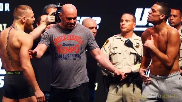 Diaz-McGregor for UFC 202