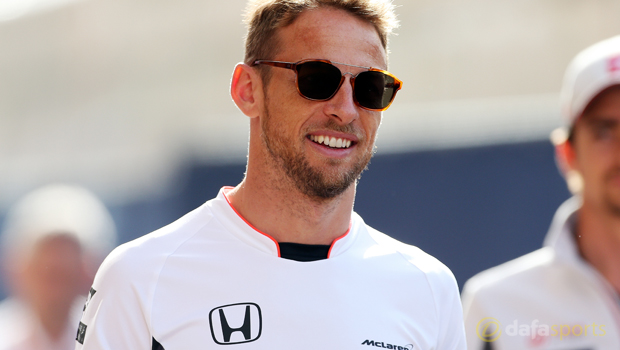 Former world champion Jenson Button