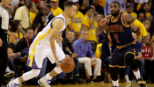 Golden State Warriors 104-89 Cleveland Cavaliers NBA