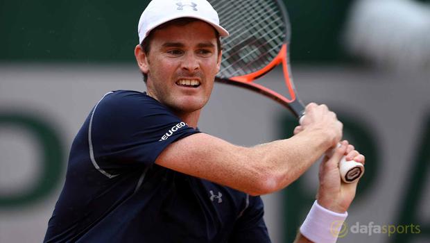Jamie Murray Olympics Games in Rio Tennis