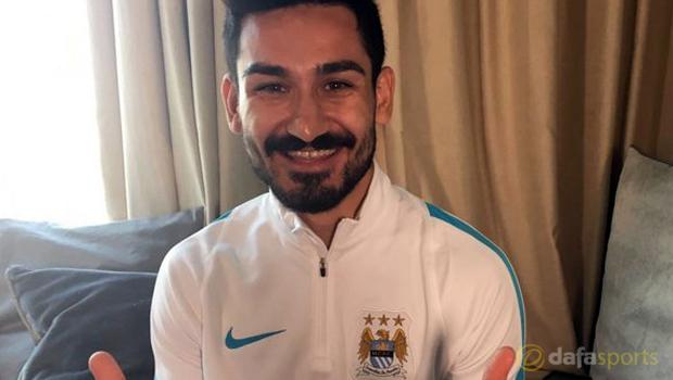 Manchester City Ilkay Gundogan