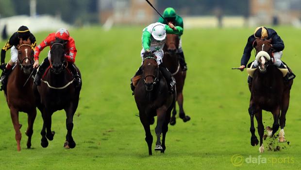 Twilight Son Horse Racing