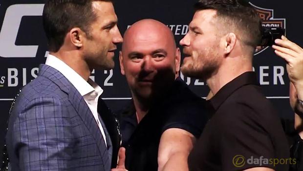 UFC 199 Rockhold vs Bisping 2