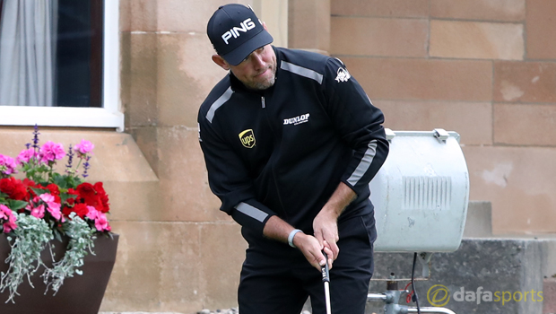 Lee Westwood Open Championship 2016