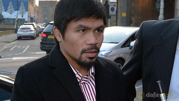 Manny Pacquiao Boxing 2016
