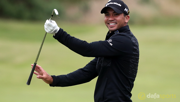 Open Championship 2016 Jason Day