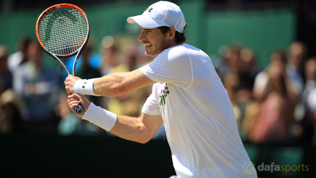 Wimbledon 2016 Andy Murray