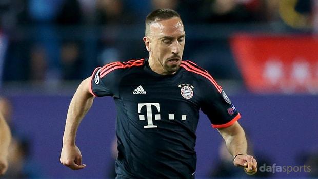 Bayern-Munich-Franck-Ribery