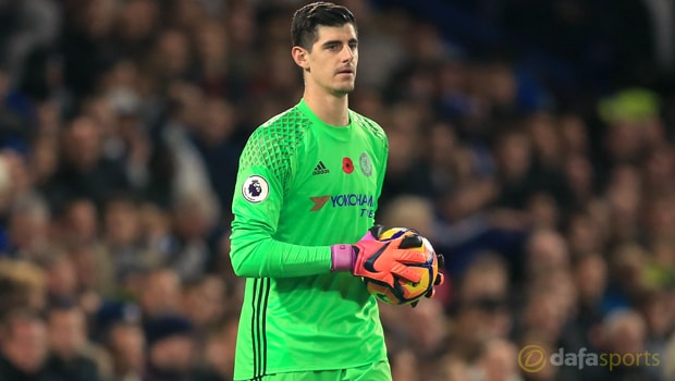 Chelsea-goalkeeper-Thibaut-Courtois