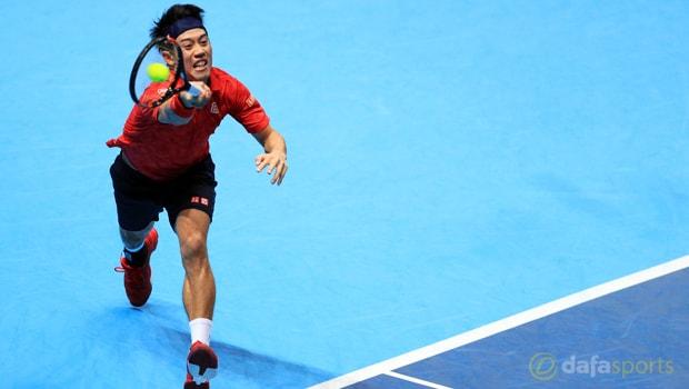 Kei-Nishikori-ATP-World-Tour-Finals-Golf